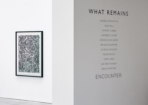 What Remains: Copeland Gallery,